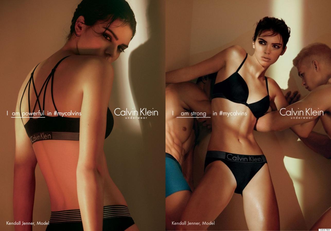 Kendall Jenner_Calvin Klein